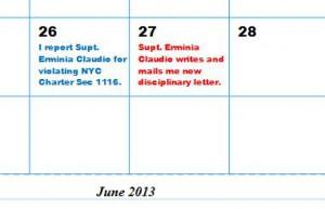 Claudio Calendar 4