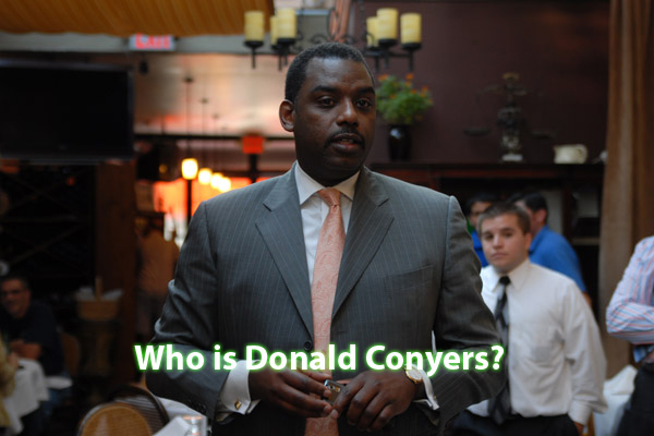 Donald Conyers DOE