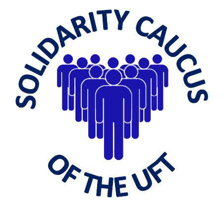 Full Solidarity Caucus Logo