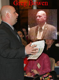 Deputy Network Leader Greg Bowen, Staten Island