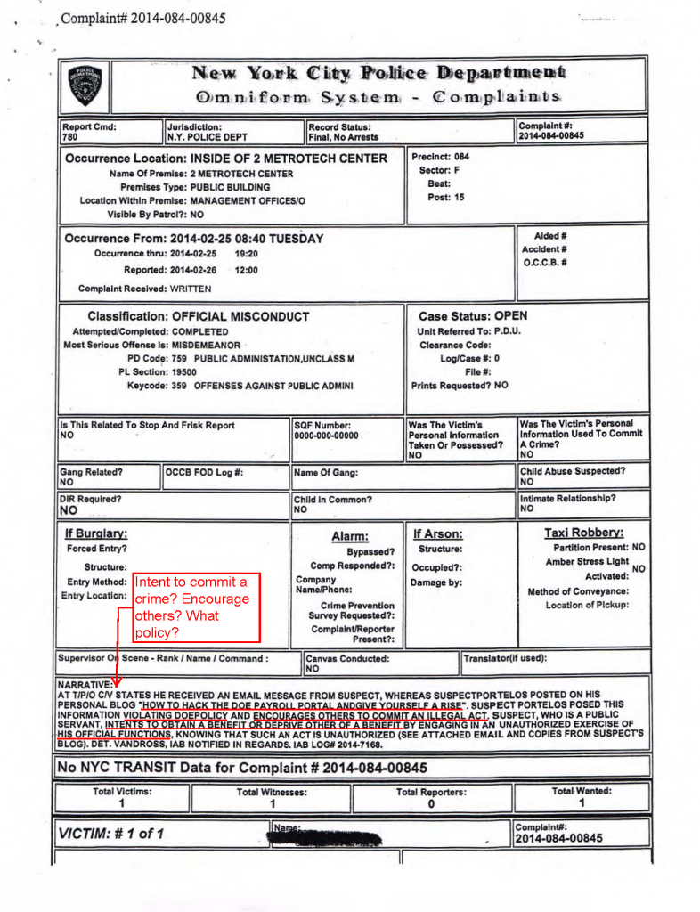 NYPD Complaint Against Francesco Portelos_Page_01